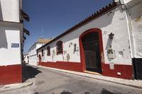 Street Scene, Sanlucar de Barrameda, Costa de la Luz, Cádiz, Andalucía, Spain, Europe