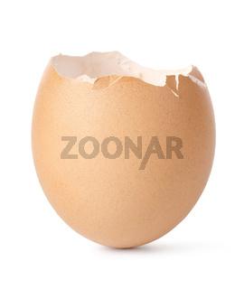 Empty egg