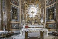 Church Santa Maria della Vittoria in Rome