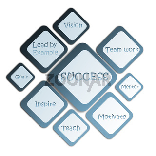 success business diagram