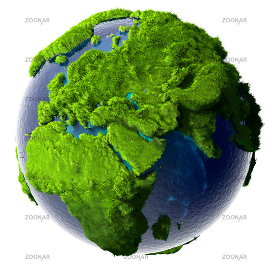 Green Planet Earth