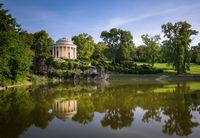 Park of Esterhazy Palace, Leopoldina Temple Eisenstadt Burgenland