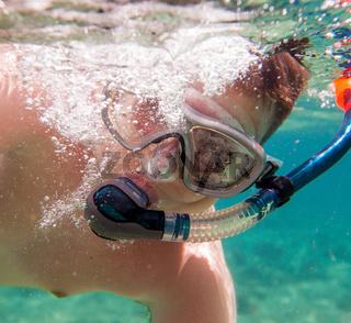 Snorkeler.