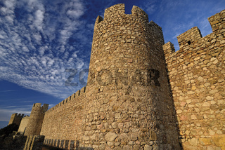 Portugal: Burg von Santiago do Cacém