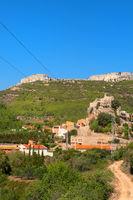 Village Pratdip in Spain
