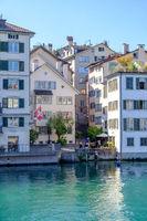 Central Zurich Summer