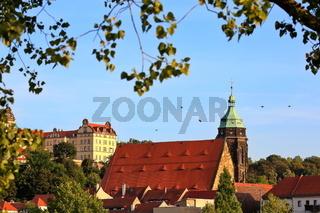 Schloss Sonnenstein in Pirna