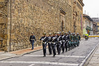 Presidential Guard, Bogotá, Colombia