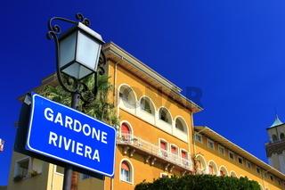 Gardone Riviera, Italien