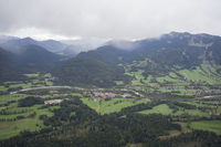 Isar valley around Lenggries