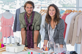 Attractive fashion designers