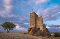 Mogadouro Castle