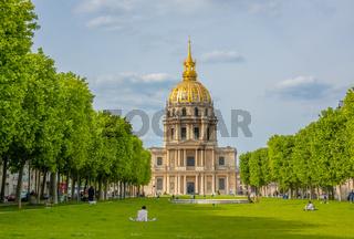Parisian Chapel of Saint Louis des Invalides