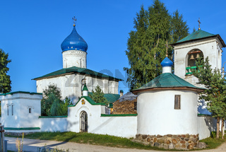 Church of Constantine and Helen, Pskov, Russia