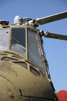 Mil Mi-4 helicopter