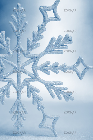 Snowflake big closeup