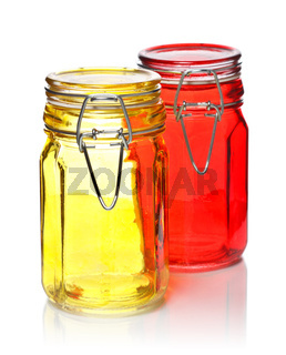Glass Jars for Spice