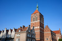 St John Church in Gdansk
