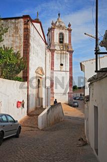 Altstadt und Kathedrale von Silves, Algarve, Portu