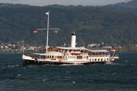 paddle steamer Hohentwiel