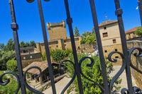 Castle of the Velasco, Cuzcurrita del Río Tirón, La Rioja, Spain