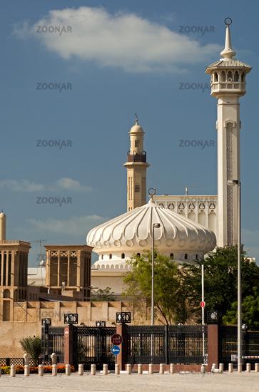 Modern Mosque in Bastakiya Quarter