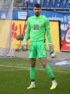 bosnischer Fußballtorwart Avdo Spahic  1.FC Kaiserslautern DFB 3.Liga Saison 2020-21