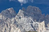 Grupo delle Marmarole, Dolomites, Italy