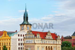 Prague's Ancient Architecture