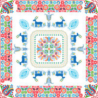 Hungarian embroidery pattern 141