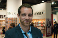 Christoph Metzelder at the Frankfurt Book Fair 2012
