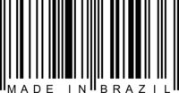 Barcode - Made in Brazil