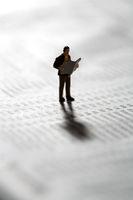 Investor reviews latest market figures