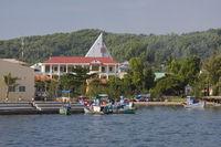 An Thoi harbour,Phu,Quoc Island,Vietnam,Southeast