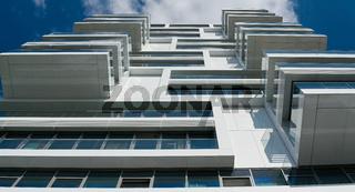 Apartmenthaus in der Innenstadt von Berlin