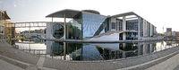 Marie-Elisabeth-Lueders-Haus on the Spreebogen, architect Stephan Braunfels, Berlin, Germany, Europe