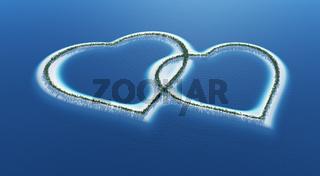 Forever Love - Insel Konzept