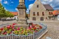 Rathaus Wegeleben Verbandsgemeinde Vorharz Harz