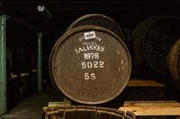 Talisker Whisky Barrels