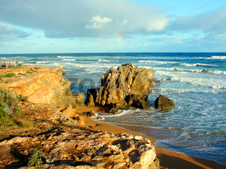 Coastline of Victoria Australia