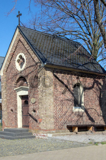 sankt antonius kapelle hitdorf