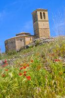 Church of Vera Cruz, Knights Templar Church, Segovia, Spain