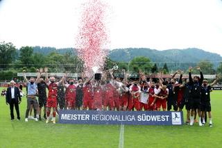 Fussball-RL SW 20-21: 42. Sptg: SC Freiburg II - TuS RW Koblenz