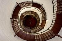 Stairs in Granitz