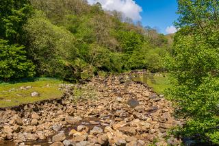 Gunnerside Beck, North Yorkshire, England