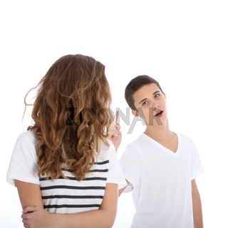 Sibling rivalry and jealousy