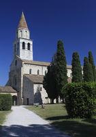 cathedral of Aquileia, Friuli Venezia Giulia,  Ita