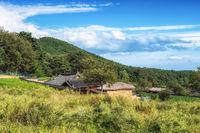 Wanggok historical folk village
