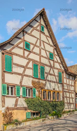 Schaffhausen-Buchthalen, Schweiz