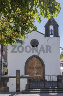 Kapelle von Corpo Santo, Funchal